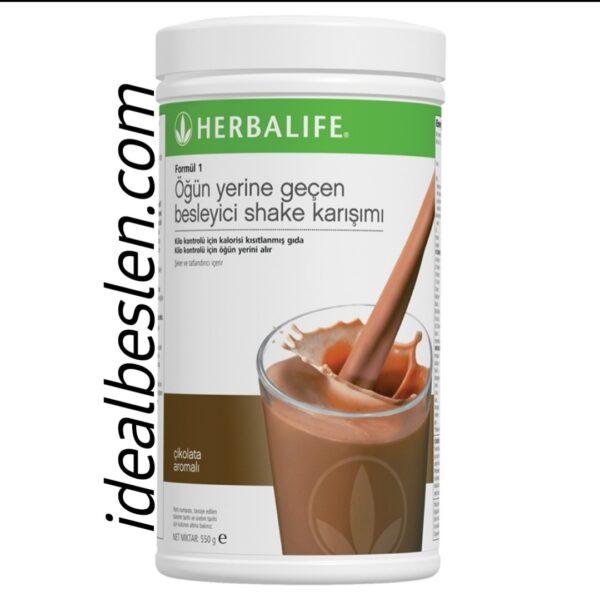Formül 1 Besleyici Karışım Çikolata Aromalı