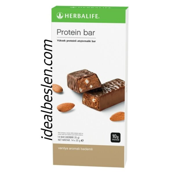 Protein Bar Vanilya Aromalı Bademli
