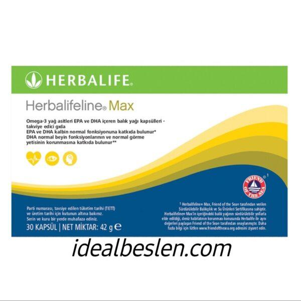 Herbalifeline Max Omega 3 Balık Yağı