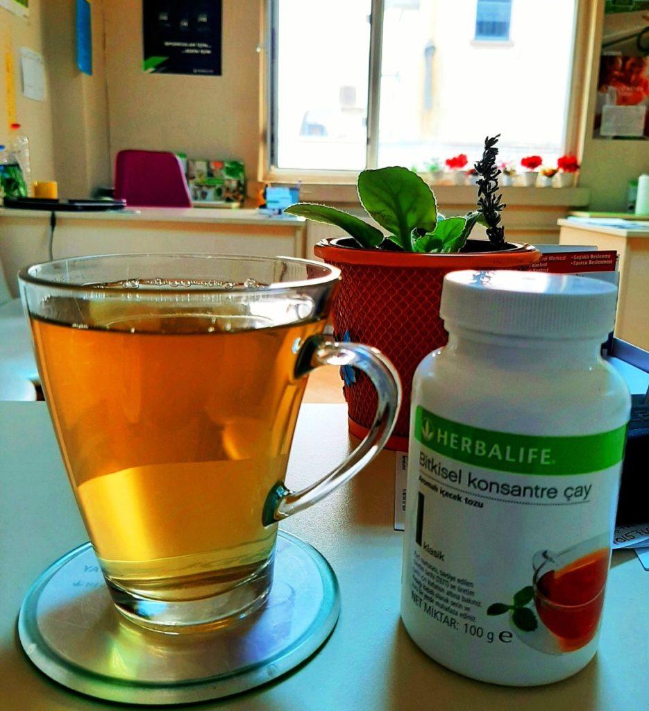 herbal termojetiks bitkisel konsantre klasik çay