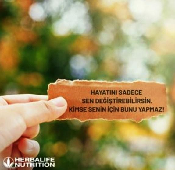 HAYATINI DEĞİŞTİRMEK SENİN ELİNDE!