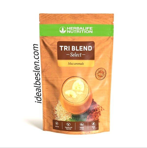 Tri Blend Select Vegan İçecek Tozu