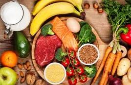 beslenmenin temel yapıtaşları