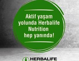herbalife nutrition ürünleri