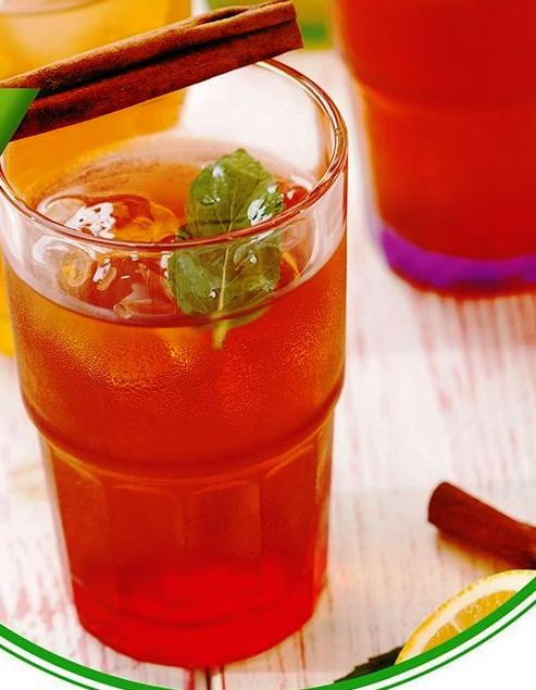 Herbalife Nutrition Bitkisel Konsantre çay ile farklı bir lezzet, buzlu çay tarifi.