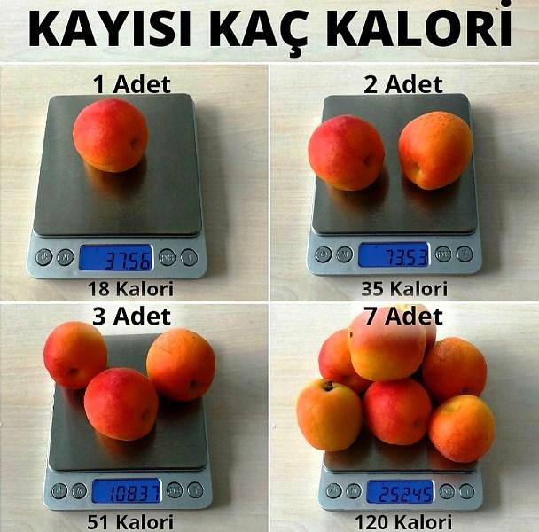 Kayısı, yaz başlangıç meyvelerinden ve en lezzetli olanlardandır. Çekirdeği bile yenebilir. Fakat her şey gibi porsiyon kontrolünü unutmayalım.