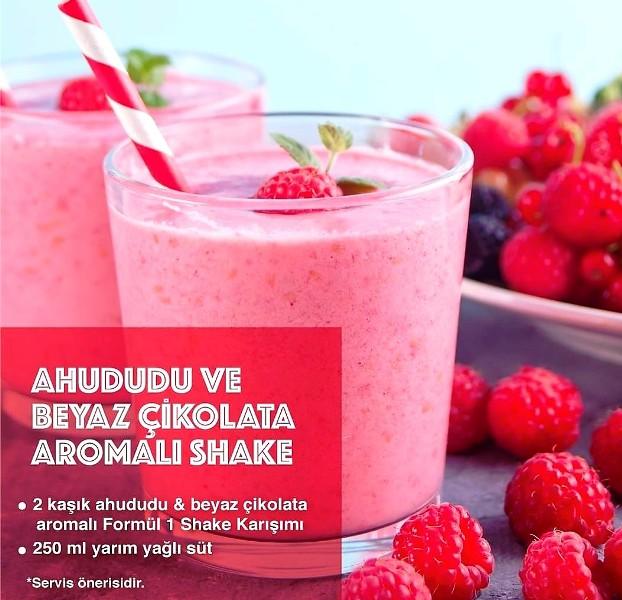 Glutensiz ve Vegan içerikler Herbalife Nutrition Ahududu ve Beyaz Çikolata Aromalı Shake ile muhteşem tatlar yakalmanıza yardım eder.