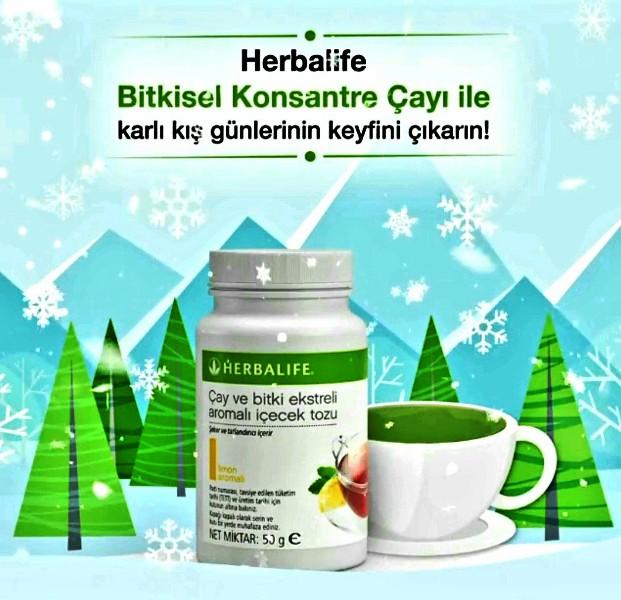 Neden Herbalife çayı içmeliyim?
