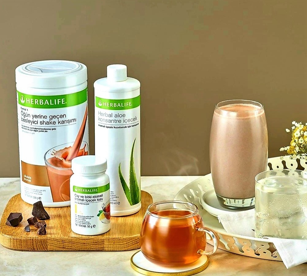 Herbalife Nutrition İdeal kahvaltısı