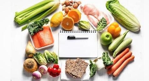 sağlıklı bireylerde beslenme